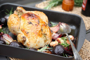 Roast Free Range Chicken