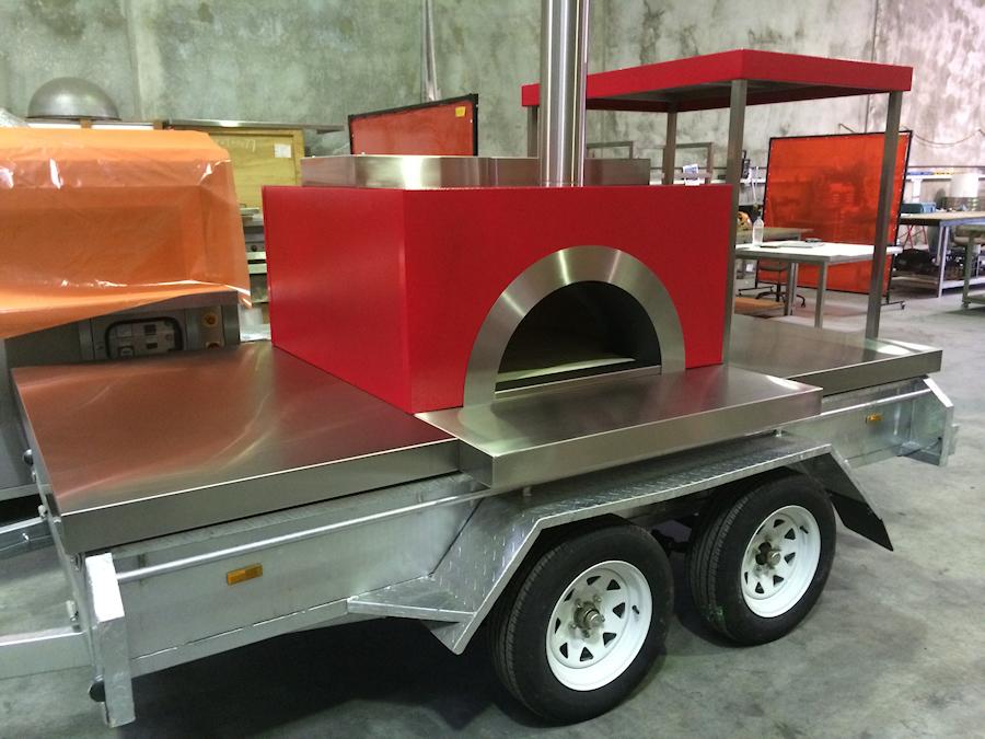 Pizza Concession Trailers For Sale Portable Pizza Oven