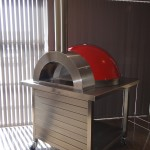 Z1100 Portable Woodfired Pizza Oven