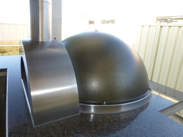 Zesti Z1100 Woodfired Oven