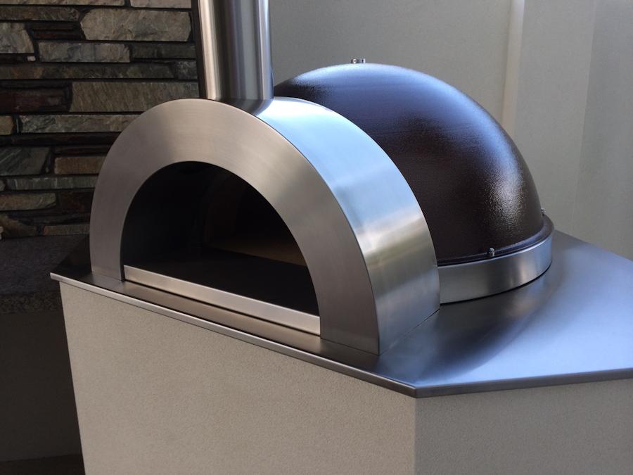 Zesti Z1200 Woodfired Pizza Oven