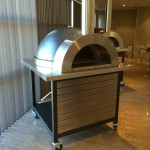 EZ1100 Portable Woodfired Pizza Oven