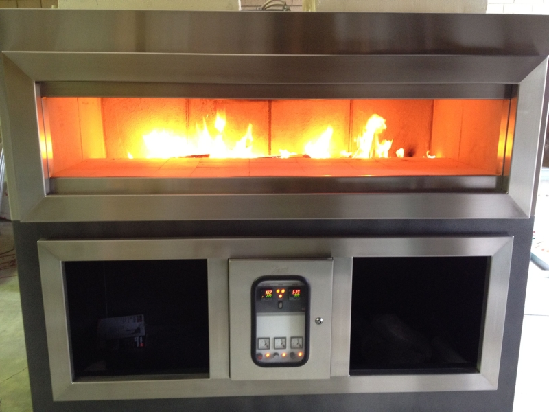 wide mouth pizza oven zesti woodfired ovens perth wa