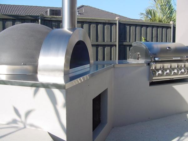 Zesti Z110 Woodfired Pizza Oven