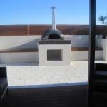Z110 Woodfired Pizza Oven Zesti Ovens Perth Wa