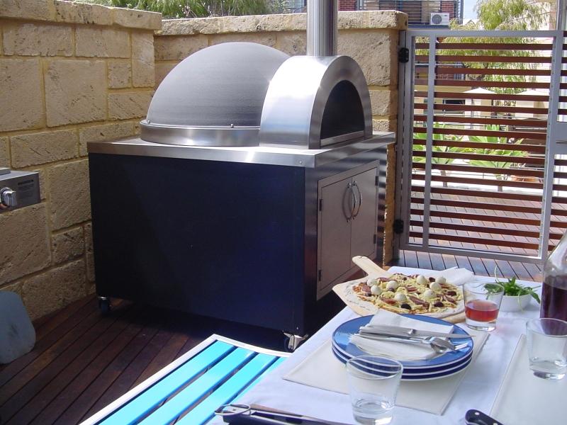 Ez1100 Zesti Portable Woodfired Pizza Ovens Perth Wa