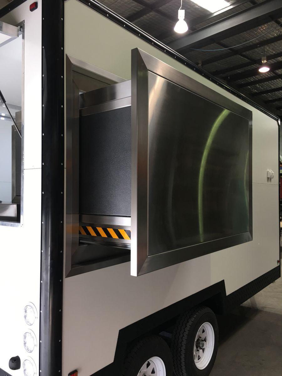 Trailer Ovens