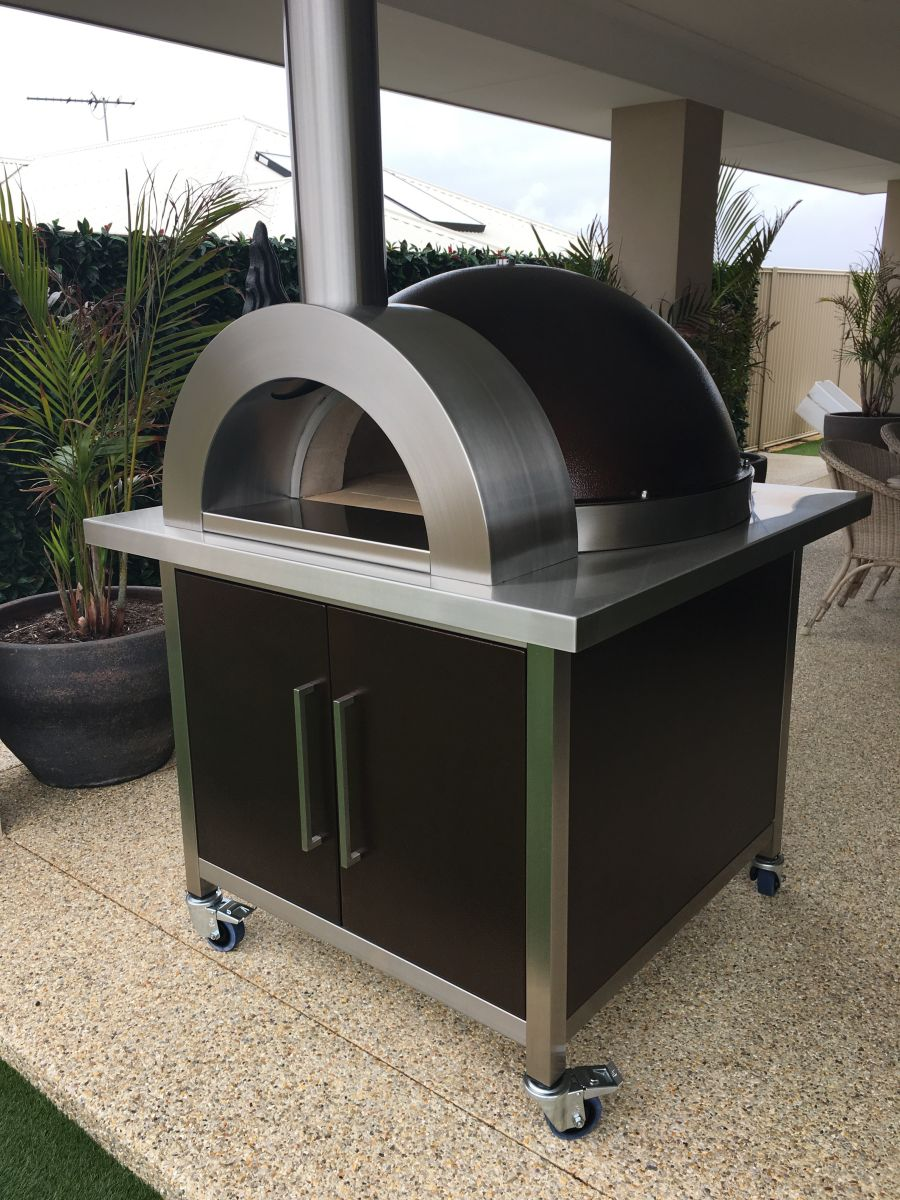 Portable Woodfired Oven Perth