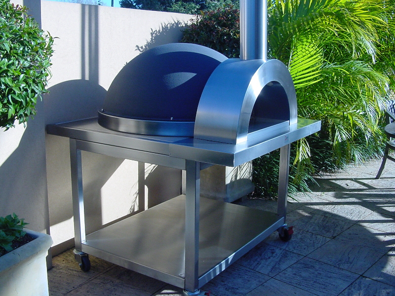 Ez1100 Zesti Portable Woodfired Pizza Ovens Perth Wa