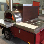 Trailer Pizza Woodfired Ovens
