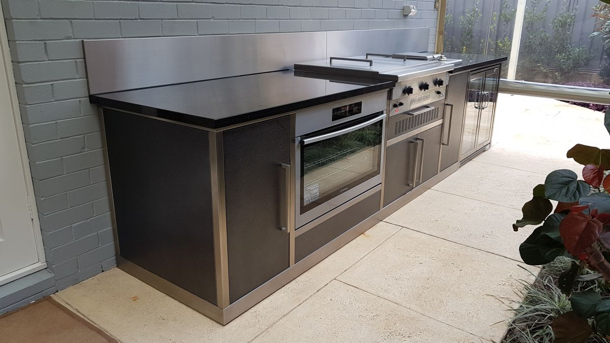 Alfresco Kitchens Perth Zesti Woodfired Ovens Alfresco
