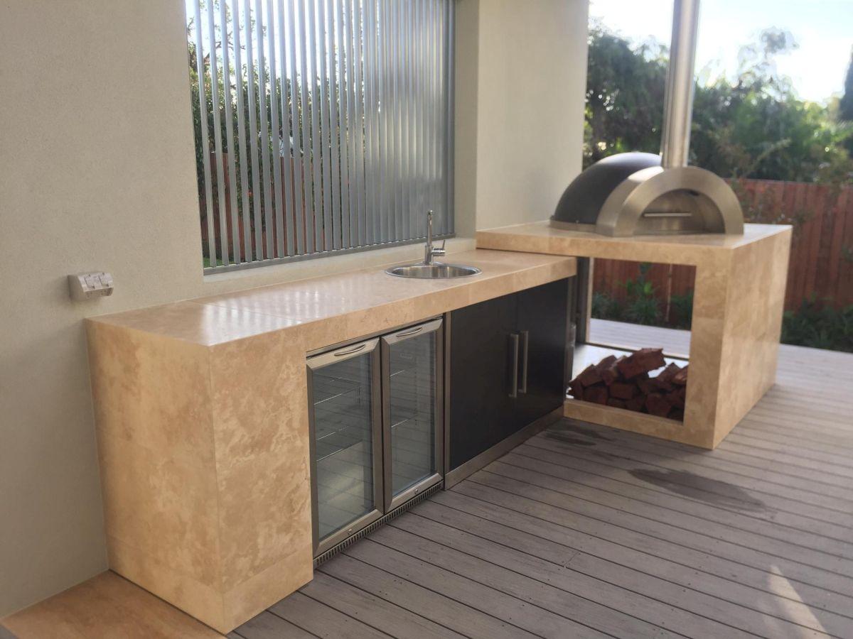 Alfresco Kitchens Perth Zesti Woodfired Ovens Amp Alfresco