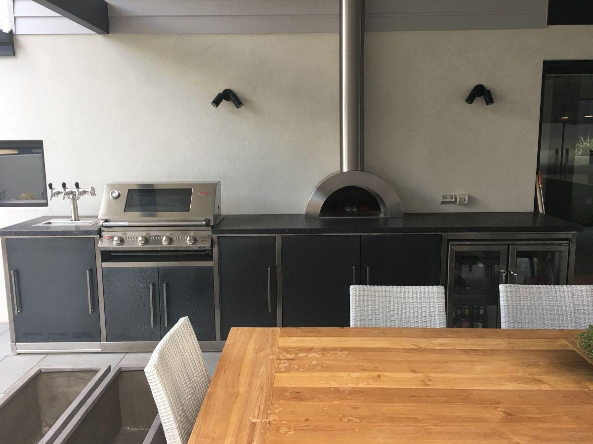 alfresco kitchens perth zesti woodfired ovens alfresco kitchens