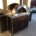 Cabinet Pizza Oven