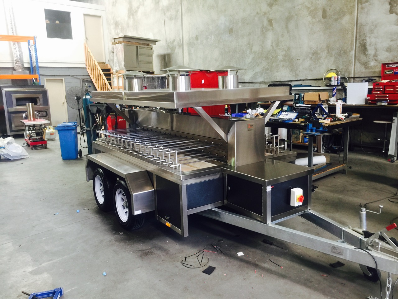 Trailor Oven Designs Zesti Woodfired Ovens Perth Wa