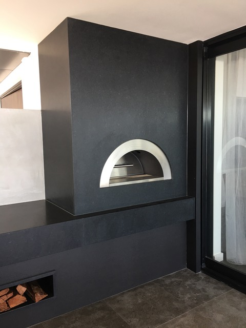 In Wall Ovens Zesti Woodfired Ovens Perth Wa