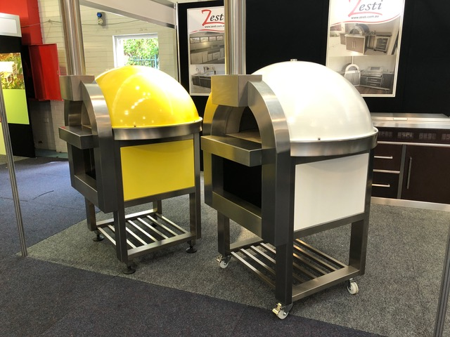 ZX1100 Pizza Oven