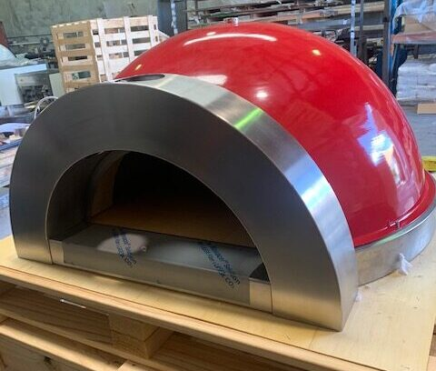 ZRW1100 Benchtop Woodfired Oven